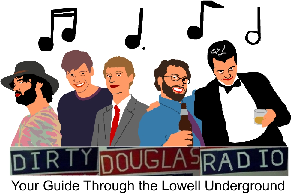 Dirty Douglas Radio: The Podcast